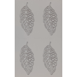 Cukorcsipke sablon levelek 10 darabos