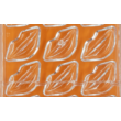 Polikarbonát csoki öntő forma száj 21 darabos