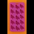 Szilikon csoki öntő forma flamingó 15 darabos