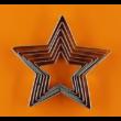 Csillag kiszúró szett