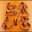 3D karácsonyi kiszúró szett