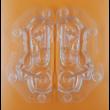 3D motor polikarbonát csoki öntőforma
