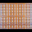 Polikarbonát csoki öntő forma Lego 20 darabos