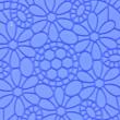 Cukorcsipke sablon mandala