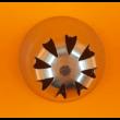 Gömb fejű díszítőcső 4.