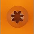 Csillag díszítőcső 9mm