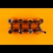 Díszítőcső szett 8 darabos