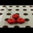 Cseresznye/meggy 35 darabos szilikon mousse sütőforma