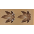 Szilikon csoki öntő forma kannabisz 8 darabos