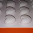 Micro love 35 darabos szilikon mousse sütőforma