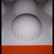 Parfum 6 darabos szilikon mousse sütőforma