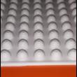 Mini pearl 228 darabos szilikon mousse sütőforma