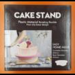 Forgatható tortaállvány