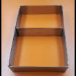 Állítható téglalap tortaforma