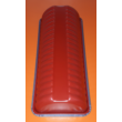 Őzgerinc forma széles piros