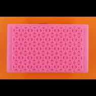 Mintázó rács háromszögek