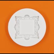 Szilikon forma keret szögletes