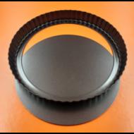 Pite forma fekete 24cm