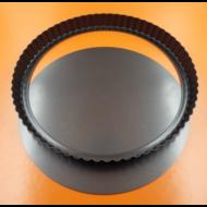 Pite forma fekete 34cm