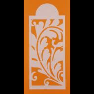 Stencil csík páfrány