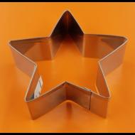 Csillag kiszúró fém
