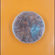 Betű kiszúró fém 3