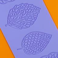 Cukorcsipke sablon levelek