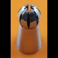 Gömb fejű díszítőcső 7.