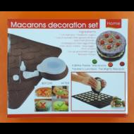 Macaron sütőlap szett