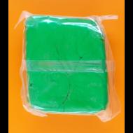 Fondant közép zöld 100g
