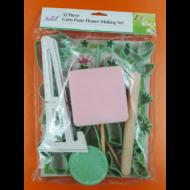 Cukorvirág készítő szett