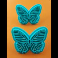 Pillangó kiszúró szett