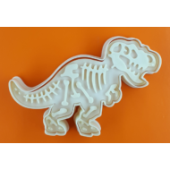 Dínó T-rex kiszúró szett
