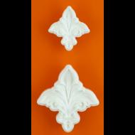 Barokk liliom kiszúró szett