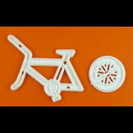 Bicikli kiszúró szett
