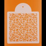 Stencil ornamentika