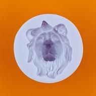 Szilikon forma oroszlán fej