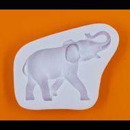 Szilikon forma elefánt 2