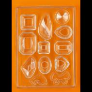 Szilikon forma ásványok