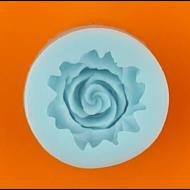 Szilikon forma rózsa kicsi