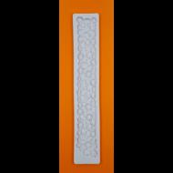 Szilikon forma margaréta mező
