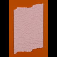 Szilikon forma kígyóbőr