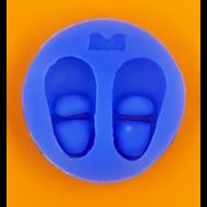 Szilikon forma cipőcske