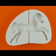 Szilikon forma ló