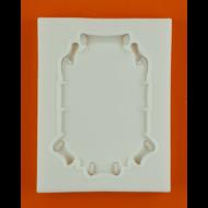 Szilikon forma pergamen