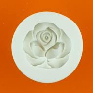 Szilikon forma rózsa