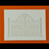 Szilikon forma kapu