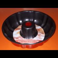 Kuglóf forma piros