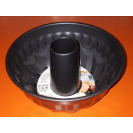 Kuglóf forma fekete