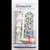 Kiszúró szett geometric háromszögek